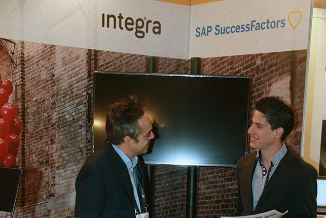 Stand SAP SuccessFactors e Integra en Factor Humano 2016